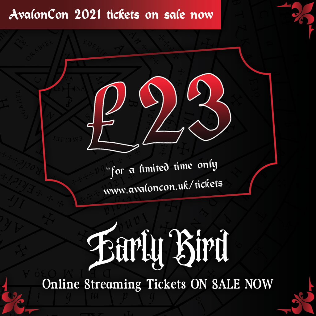 A promotional image for the Early Bird online tickets